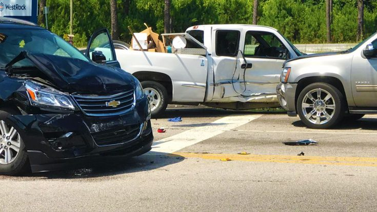 Breaking: Southern Rock Icon Involved In 3-Car Accident   Society Of Rock Videos