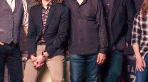 Eagles Are Back – See The First Official Photo To Feature New Members Deacon Frey And Vince Gill
