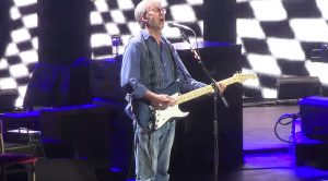 "Hidden Camera Films Eric Clapton's Latest Performance Of ""Sunshine Of Your Love"" And It Proves He's Still The Best!"