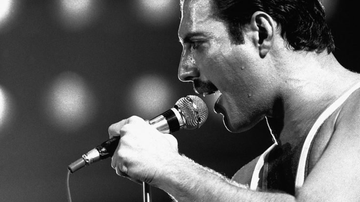 "Freddie Mercury's ""We Are The Champions"" Vocal Track Hits The Internet, And We Can't Believe Our Ears 