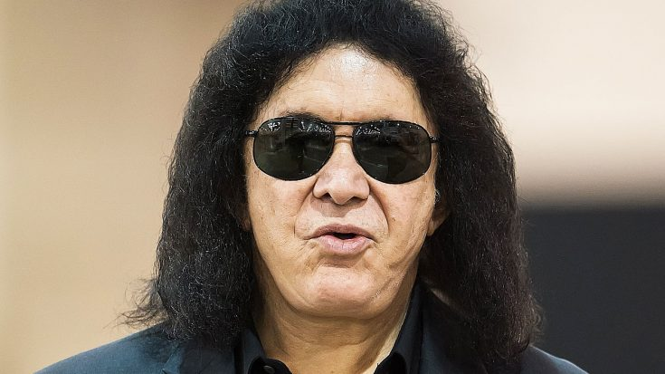 "Gene Simmons Reveals His Next Trademark And It's Got Us All Asking.. ""Dude, Seriously!?"" 