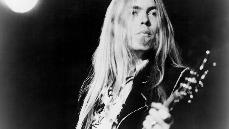 Gregg Allman's Final Wish Will Be Granted By His Loved Ones This Weekend   Society Of Rock Videos
