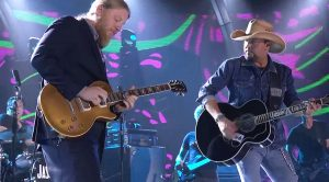 Gregg Allman Reigns Supreme On Country Music's Biggest Night As Stars Line Up For All-Star Tribute
