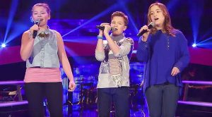 "Three Kids Harmonize ""Hallelujah"" To Perfection And Leave Not One Dry Eye In The House!"