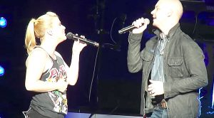 """If You Haven't Heard Isaac Slade & Kelly Clarkson's """"Don't You Wanna Stay"""" Duet, You're Missin' Out"""
