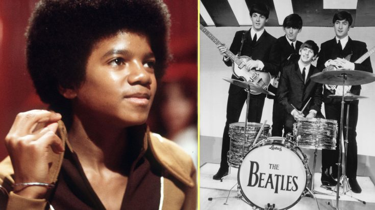 """Someone Mashed Up The Jackson 5's """"I Want You Back"""" With The Beatles' """"In My Life,"""" And It's Perfect 