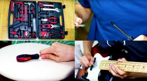 Man Covers Tool Songs Using Only Tools, And It's The Craziest Thing You'll Ever Watch!