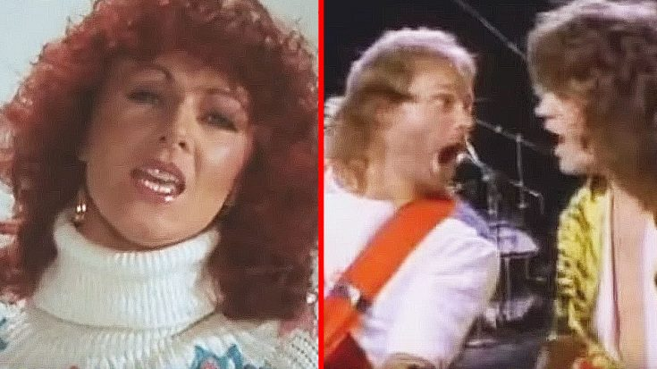 Now Someone Just Mashed Up ABBA & Van Halen To Perfection – This Is Getting Out Of Hand | Society Of Rock Videos