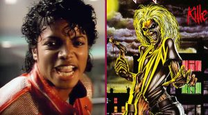 Someone Made A Mashup Of Michael Jackson And Iron Maiden And We Can't Stop Laughing!