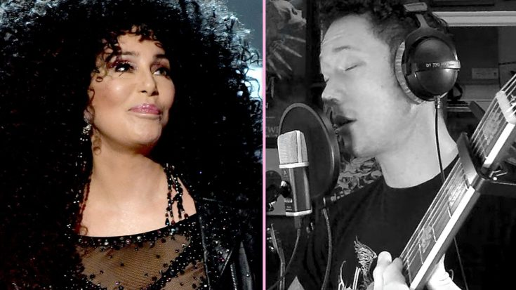 Trivium's Matt Heafy Turns This Cher Classic Into A Moody Acoustic Jam, And We Cannot Get Enough | Society Of Rock Videos