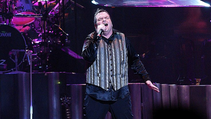 """After 25 Years, Meat Loaf Brings Back """"For Crying Out Loud"""" And Leaves The Crowd In Amazement 