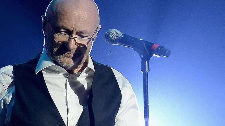 Breaking: Phil Collins Forced To Postpone Shows After 'Severe Fall' | Society Of Rock Videos