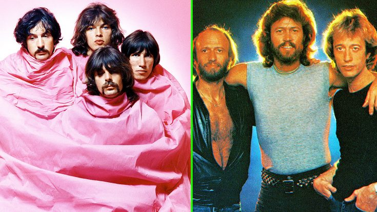 A Mashup Of Pink Floyd And The Bee Gees Surfaces, And It's The Funkiest Thing You'll Ever Hear! | Society Of Rock Videos