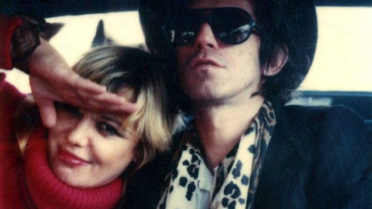 A Devastated Keith Richards Offers Up Sweet Tribute To Late Love, Anita Pallenberg | Society Of Rock Videos