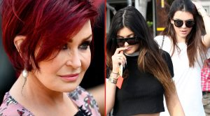 With Just 7 Words, Sharon Osbourne Puts The Jenner Girls In Their Place After Ozzy's Shirts Defaced