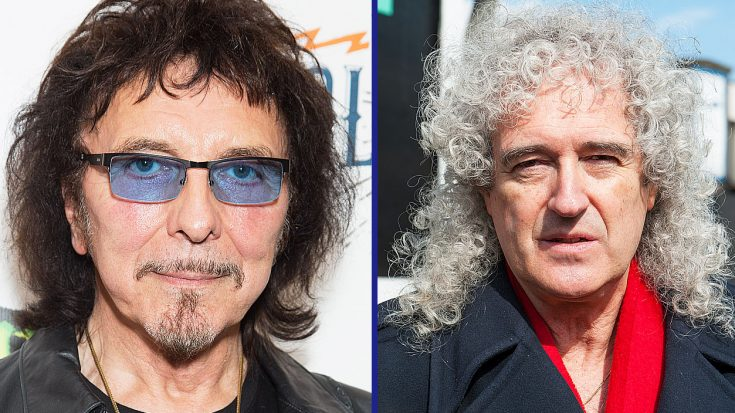 Tony Iommi And Brian May Are Working On Something, And It May Be Coming Sooner Rather Than Later… | Society Of Rock Videos