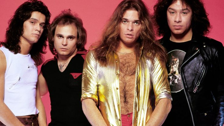 Van Halen Used To Make This Insane Demand Backstage – But Looking Back, It Was Absolutely Genius | Society Of Rock Videos