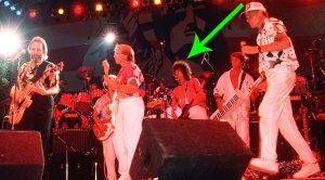 1985: The Beach Boys & Jimmy Page Bring The Fireworks on 4th of July With Explosive 'Surfin' USA' Duet