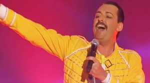This Freddie Mercury Impersonator's Voice Will Blow You Away When Hear His Epic Cover of 'Radio Ga Ga!'