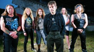 After Weeks of Speculation, Iron Maiden Finally Address Rumors Surrounding Their Retirement….