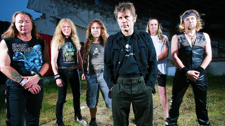 After Weeks of Speculation, Iron Maiden Finally Address Rumors Surrounding Their Retirement…. | Society Of Rock Videos