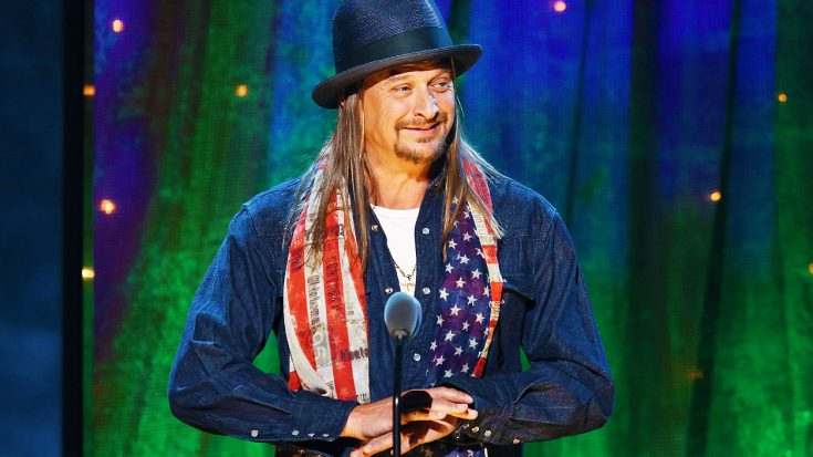 Kid Rock Just Launched Website Advertising A Campaign For US Senate in 2018, & Confirmed It's Not A Joke | Society Of Rock Videos