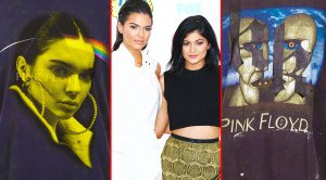 Kylie and Kendall Jenner Hit With Massive Lawsuit After Selling 'Disrespectful' Defaced Band T-Shirts