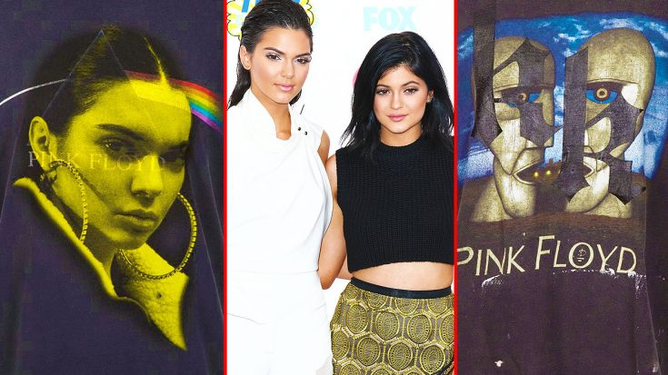 Kylie and Kendall Jenner Hit With Massive Lawsuit After Selling 'Disrespectful' Defaced Band T-Shirts | Society Of Rock Videos