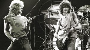 40 Years Ago: Led Zeppelin Perform Final US Concert, And Rare Footage of The Show Has Finally Surfaced!