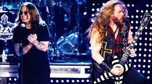 Ozzy Osbourne Triumphantly Returns To The Stage, & Plays With Zakk Wylde For First Time In 11 Years!