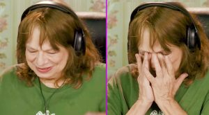 Woman Hears Pink Floyd's 'Hey You' For The First Time In Years, And Is Immediately Brought To Tears!
