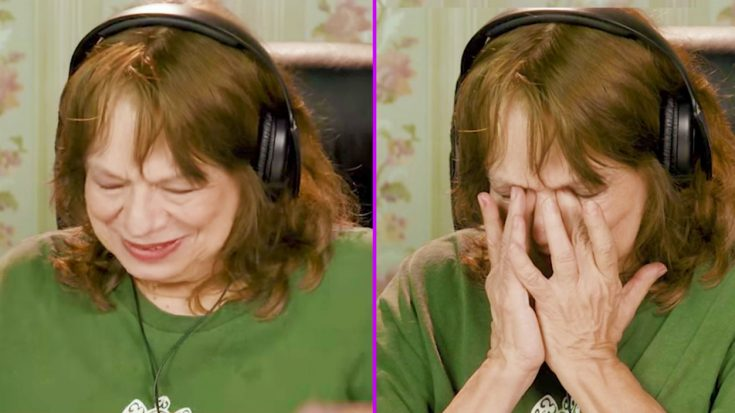 Woman Hears Pink Floyd's 'Hey You' For The First Time In Years, And Is Immediately Brought To Tears! | Society Of Rock Videos