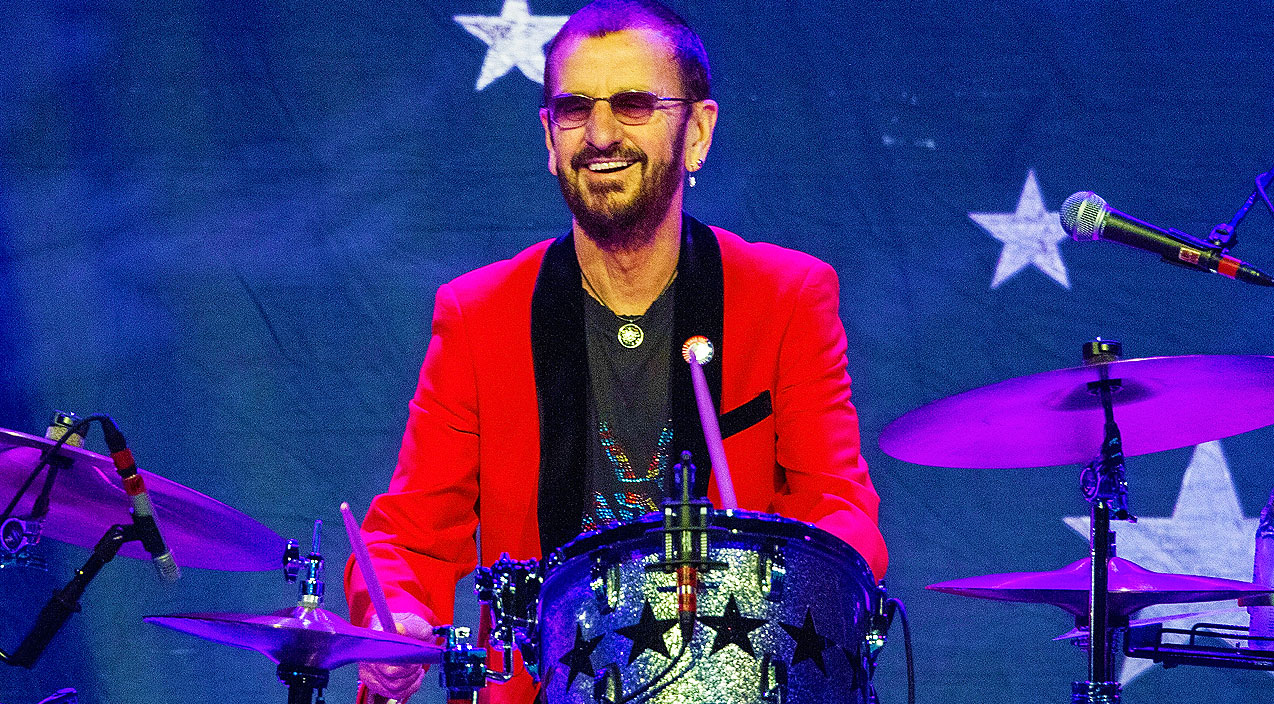 ringo starr celebrates birthday by announcing new album and the first single sounds incredible. Black Bedroom Furniture Sets. Home Design Ideas