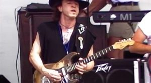 Rare Footage Of Stevie Ray Vaughan In The Last Year Of His Life Surfaces, And We Can't Look Away