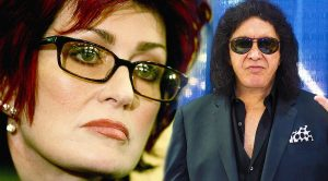 Sharon Osbourne Slams Gene Simmons On National TV For His Attempted Trademark On 'Horn' Gesture