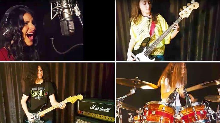 Teen YouTube Prodigies Collaborate In Brilliant Virtual Performance of 'Barracuda,' & It's Too Damn Good!