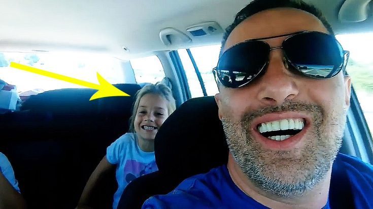 Keep Your Eye On This Little Girl When Her Father Puts AC/DC On The Radio | Society Of Rock Videos