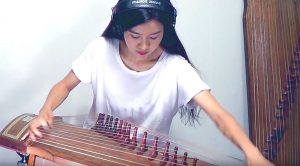 "This Girl Positively Slays AC/DC's ""Back In Black"" On The Coolest Instrument You'll Ever See"