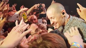 This Moment From Chester Bennington's Final Show Beautifully Sums Up What He Meant To The World