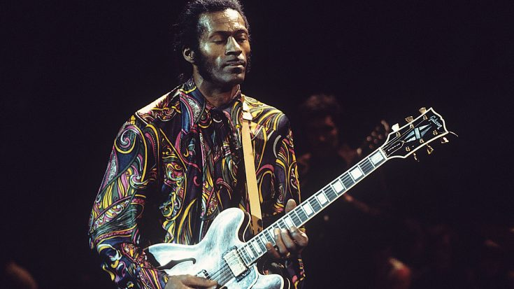 "If You Didn't See Chuck Berry Play ""Johnny B. Goode"" AND ""Bye Bye Johnny"" In 1972… You Missed Out 