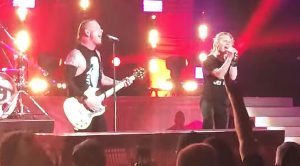 Corey Taylor Brings His Son Onstage To Help Him Sing – Only To Stun The Entire Audience
