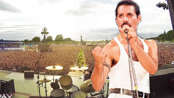 65,000 People Sing 'Bohemian Rhapsody' In Unison, & It's The Most Beautiful Thing You'll Ever Hear! | Society Of Rock Videos