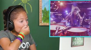Young Kids Are Shown Mötley Crüe For The First Time And Their Reactions Are Priceless