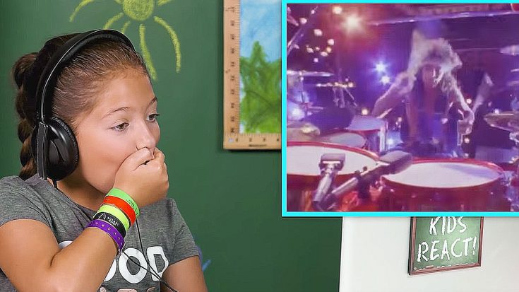 Young Kids Are Shown Mötley Crüe For The First Time And Their Reactions Are Priceless | Society Of Rock Videos