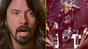 Dave Grohl Let Axl Rose Borrow His Throne, But Didn't Realize This Embarrassing Fact Until It Was Too Late