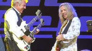 "Don Felder Teams With Tommy Shaw To Perform HIS Version Of ""Hotel California"""