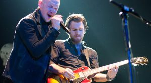 It's A Hot Night In New York When The Fray Bring This Cheap Trick Classic To Center Stage