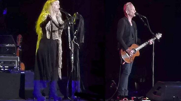 "Fleetwood Mac Reunite For Classic West, And ""Rhiannon"" Has Never Been More Magical 
