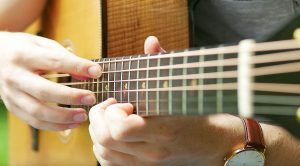 "You Have To Hear The Way This Guy Turns ""While My Guitar Gently Weeps"" Into A Fingerstyle Masterpiece"