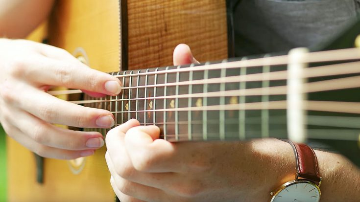"You Have To Hear The Way This Guy Turns ""While My Guitar Gently Weeps"" Into A Fingerstyle Masterpiece 